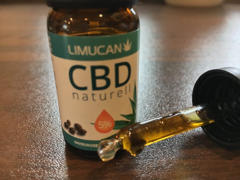 CBDF Öl von Limucan