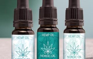 Nordicoil-CBD Öl