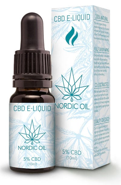 Nordicoil CBD Liquid
