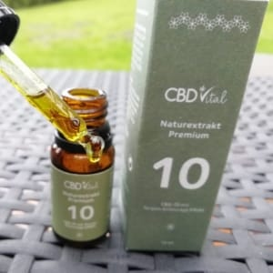 CBD-Tropfen CBD-Vital