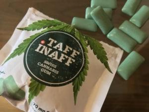 Cannabis Kaugummi Test