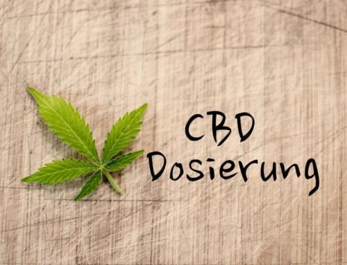 CBD Dosierung – alles über die richtige Dosierung von CBD