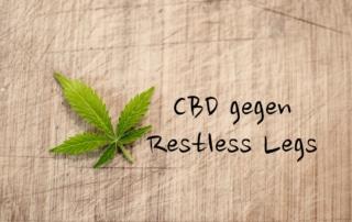 CBD bei Restless Legs Syndrom
