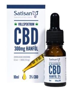 Satisan-CBD-Öl-3%