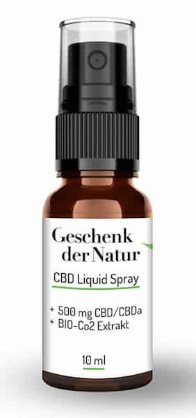 BIOCBD CBD Spray - Geschenk der Natur