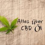CBD Öl - Wirkung - Erfahrung - Test & Studien