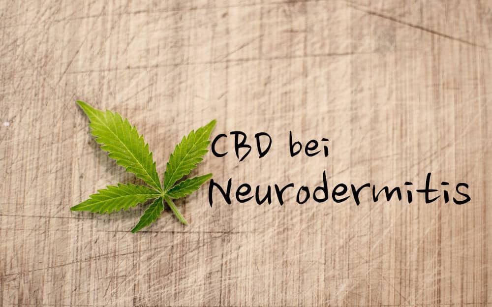 CBD bei Neurodermitis und Hautkrankheiten