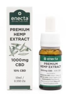 Enecta-Premium-Hemp Extract 1000mg CBD