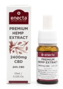 Enecta-Premium-Hemp Extract 2400mg CBD