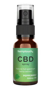 Hemptouch CBD Spray Test