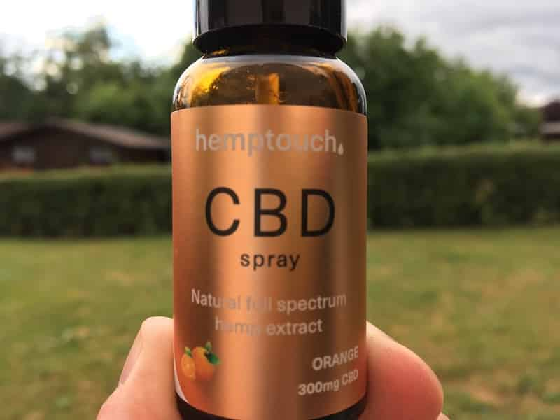Hemptouch CBD Spray