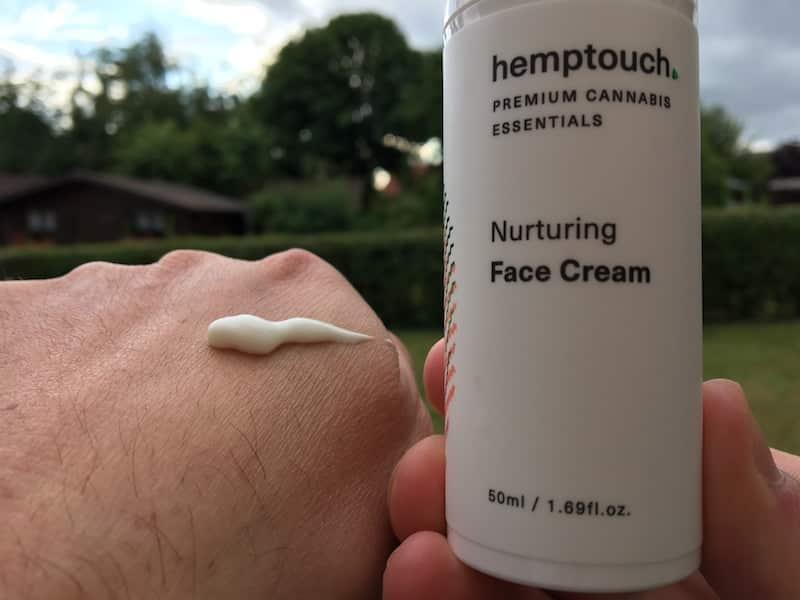 Hemptouch-Gesichtscreme