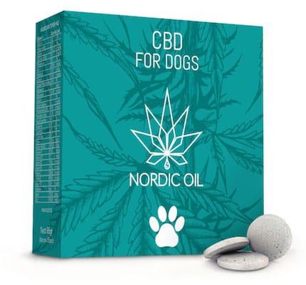 Nordic-Oil-CBD für Hunde