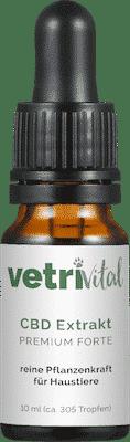 Vetrivital-CBD für Hunde