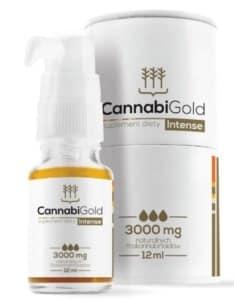 canabigold intense Test