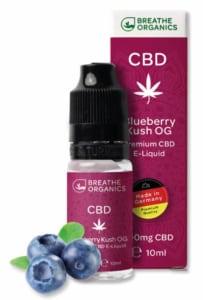Breathe Organics CBD Liquid