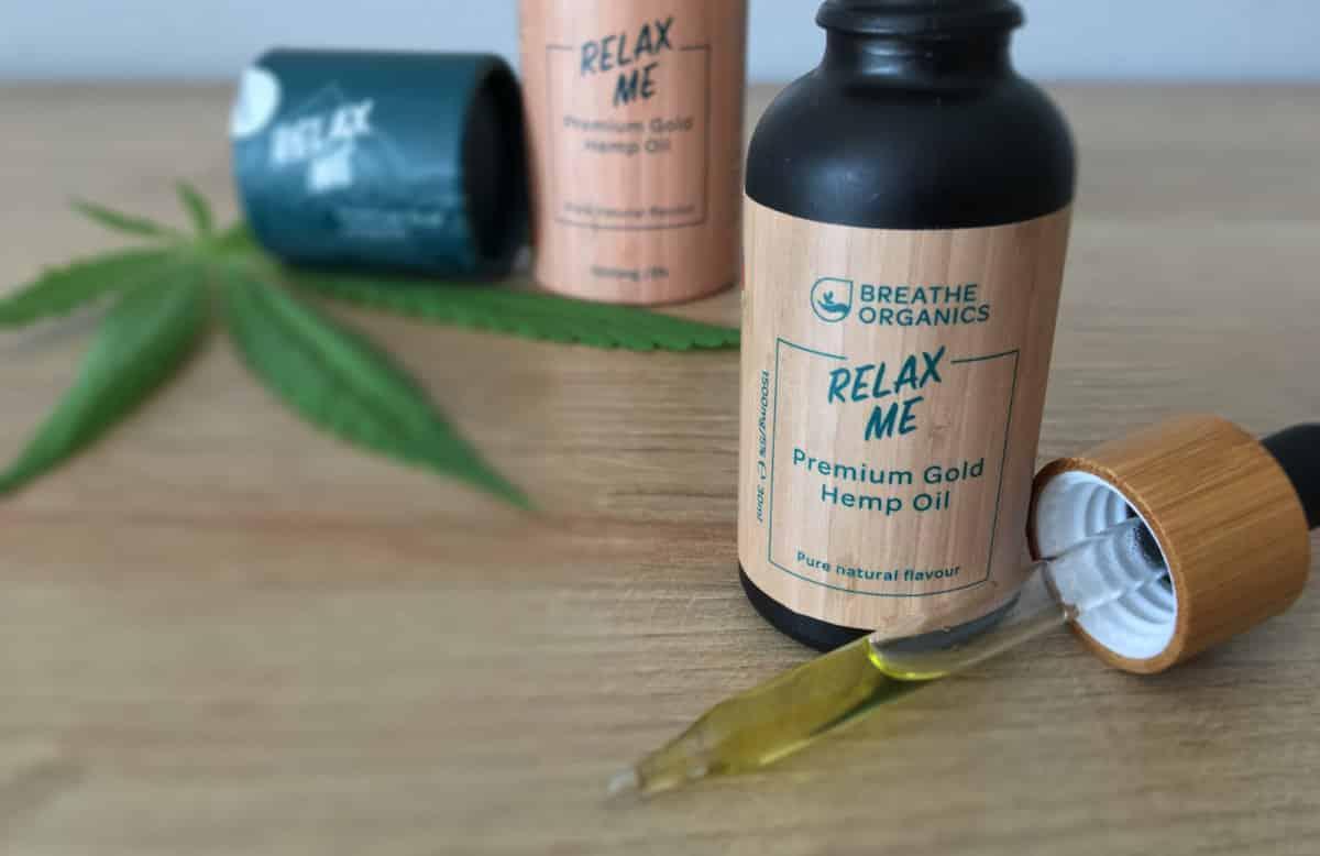 Breathe-Organics CBD Öl Test