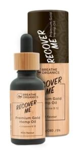 Breathe-Organics Recover Me CBD-Öl