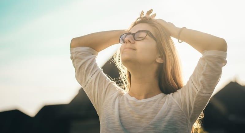CBD Öl Anwendung bei Stress