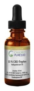 Candropharm Vollspektrum CBD Öl