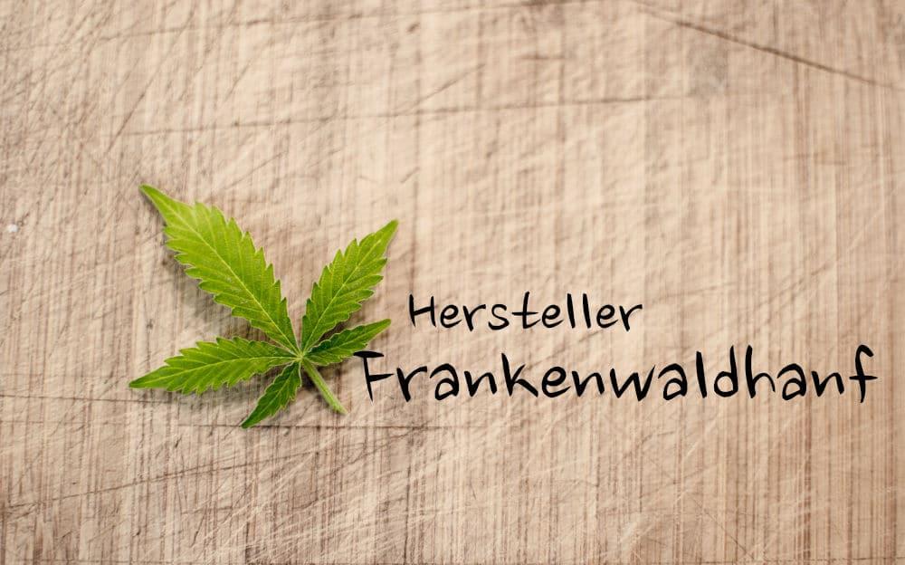 CBD Öl von Frankenwaldhanf