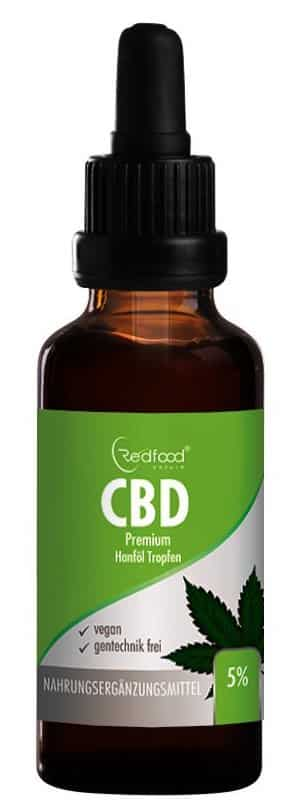 Redfood-CBD 5 %