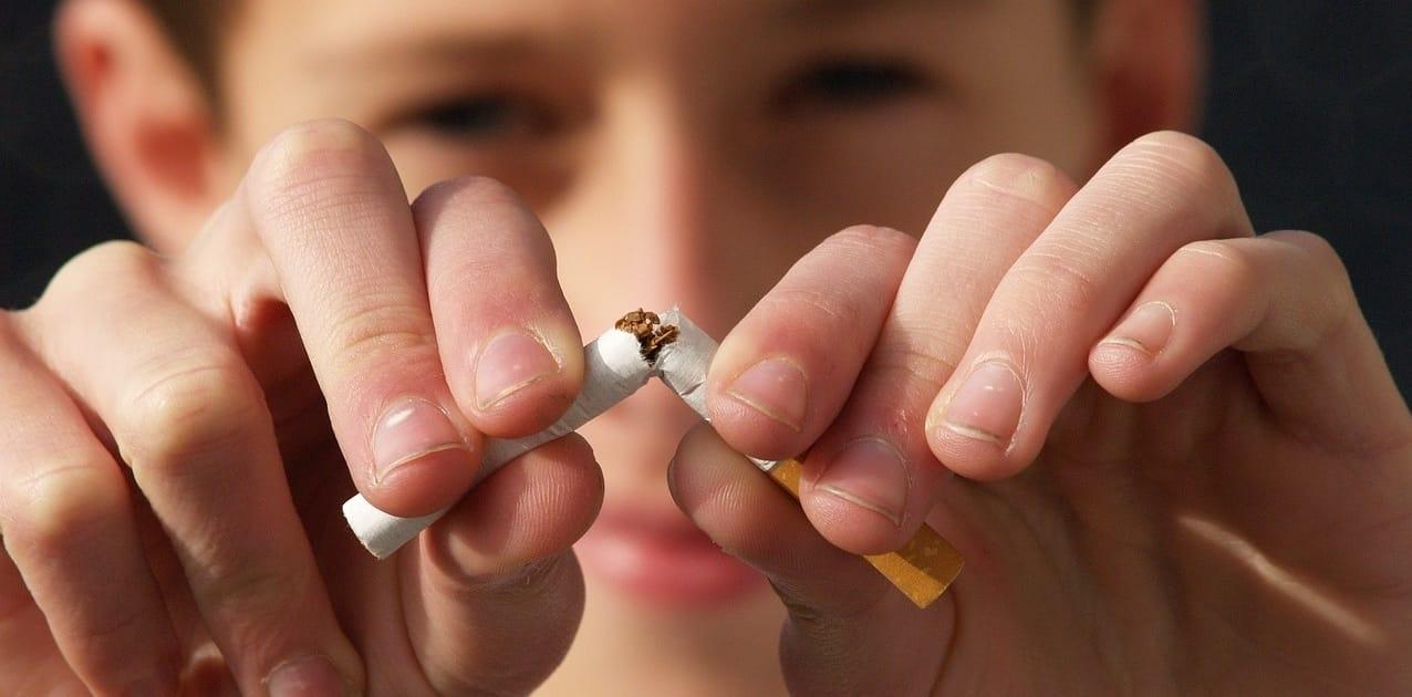 Der Tabakkonsum in Deutschland
