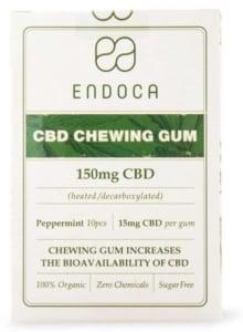 Endoca-CBD Kaugummi Test