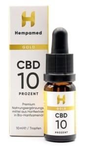 Hempamed Gold CBD Öl