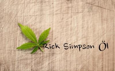 Rick Simpson Öl gegen Krebs?