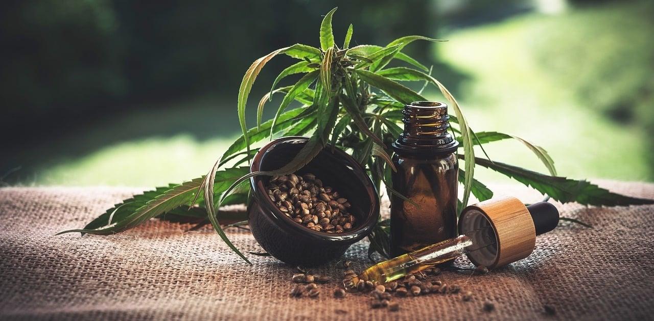 CBD Öl gegen Entzündungen