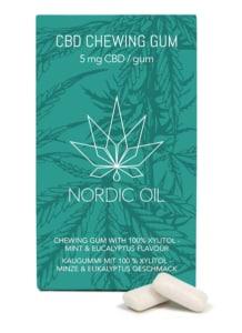Nordicoil CBD-Kaugummi
