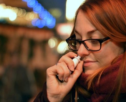 CBD Nasenspray Erfahrungen