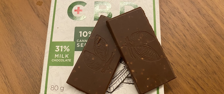Euphoria CBD Schokolade im Test