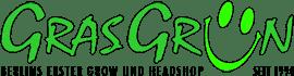 Gras grün CBD Test