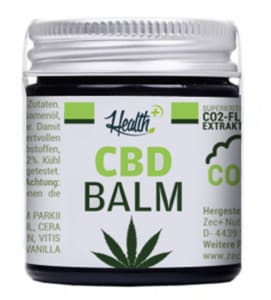 Health Plus CBD Balm Erfahrungen