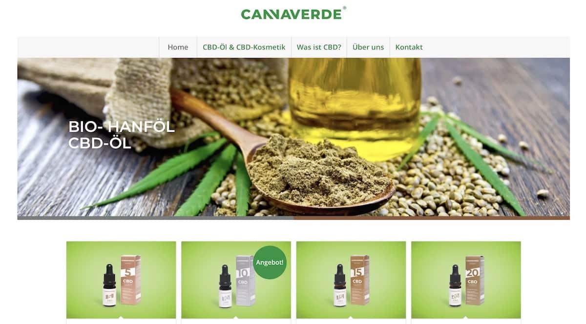 Erfahrungen mit Cannaverde