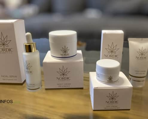 Nordic Cosmetics Erfahrungen