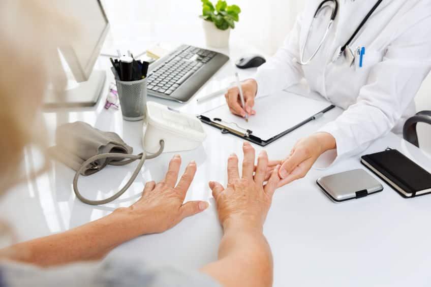 CBD bei Arthritis Behandlung