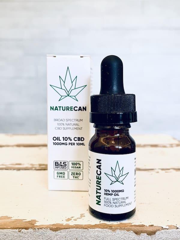 Naturecan CBD Öl 10 Test