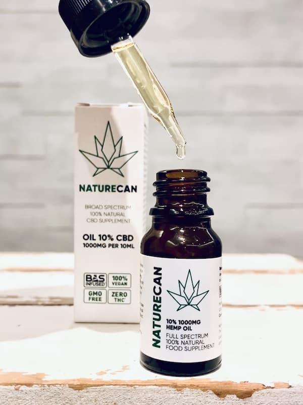 Naturecan CBD Öl Test