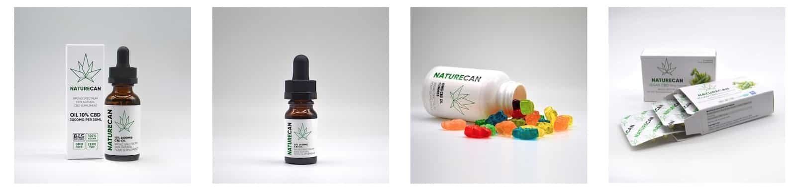 Naturecan Produkte