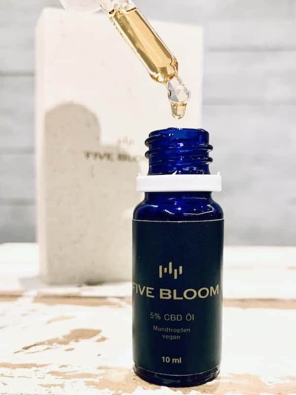 FiveBloom CBD-Öl Test
