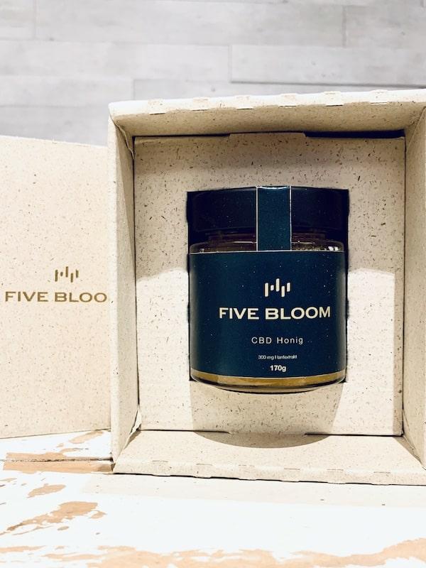 FiveBloom CBD-Honig