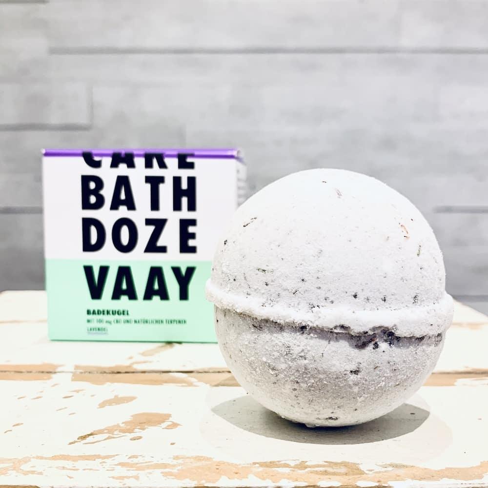 VAAY-Badekugel Relax Test