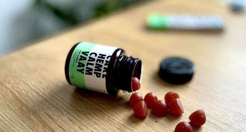 VAAY Hemp Gummies im Test