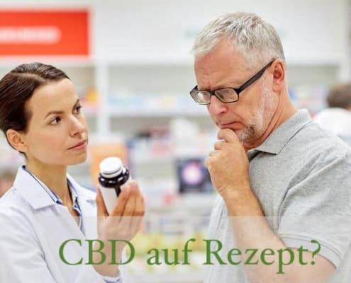 CBD auf Rezept