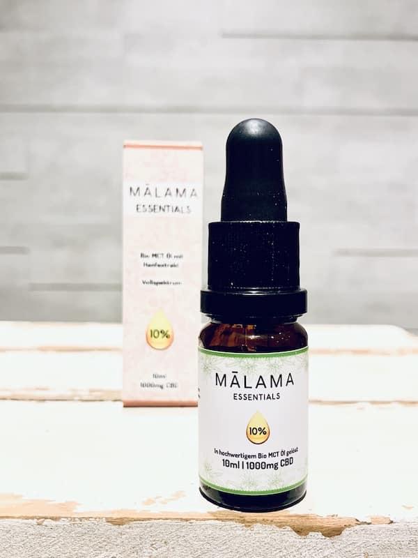 Malama Essentials CBD-Öl