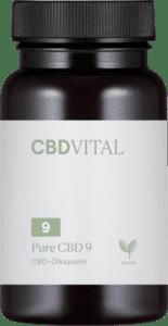 CBD Vital Pure CBD Kapseln Test