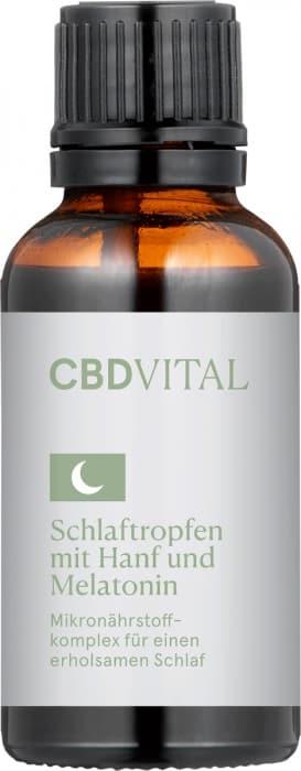 CBD Vital Schlaftropfen Test